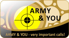 Army and You Phone Card
