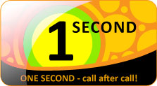 1 Second Phone Card